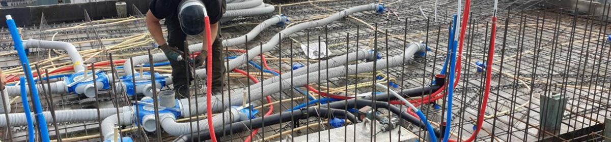 ventilatie tunnelbekisting